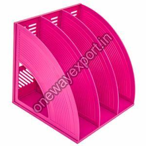 Plastic Magazine Holder