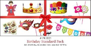 Birthday Standard Pack