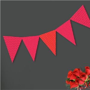 Bunting Love Banner