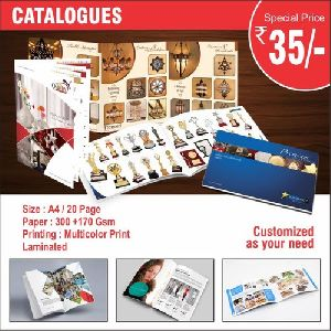 Laminated Catalogues