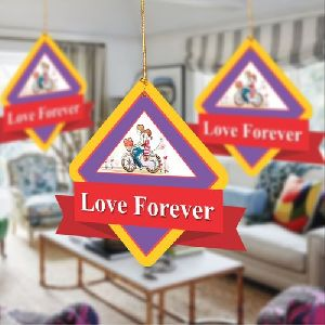 Love Forever Hanging