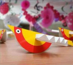 Decorative Paper Bird