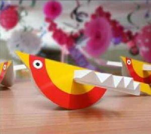 Decorative Paper Bird