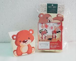 Teddy Paper Container