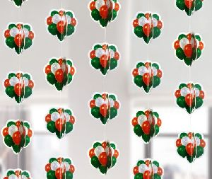 Tiranga Balloon Frill