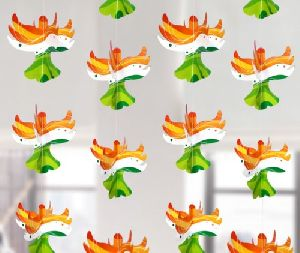 Tiranga Bird Frill