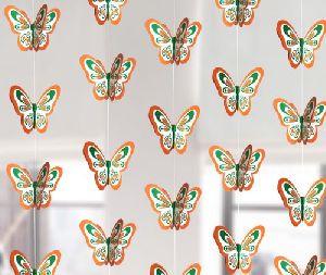 Tiranga Butterfly Frill