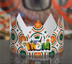Tiranga Crown