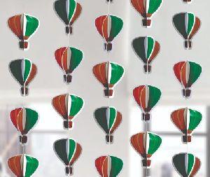 Tiranga Parachute Frill
