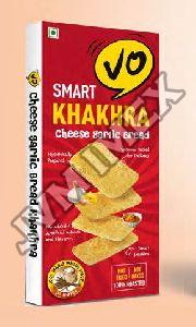 Cheese Garlic Bread Smart Khakhra