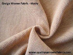 Matte Woven Fabric
