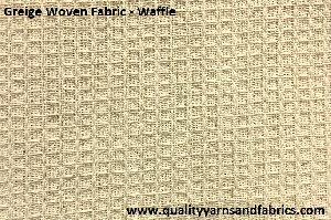 Waffle Woven Fabric