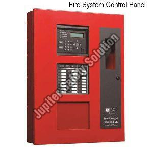 12 Zone Fire Alarm Panel