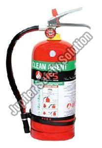 Clean Agent Fire Extinguisher (4 Kg)