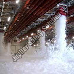 Foam Flooding System