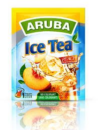 Aruba Peach Ice Tea