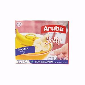 Banana Flavored Jelly