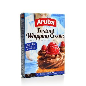 Chocolate Instant Whipping Cream