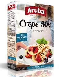 Instant Crepe Mix