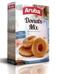 Instant Donut Mix