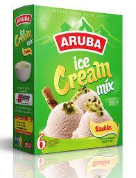 Kashta Flavored Ice Cream Mix