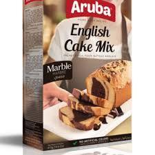 Marble English Cake Mix