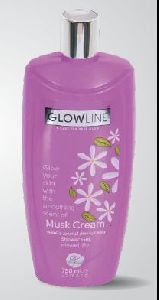 Musk Cream Shower Gel