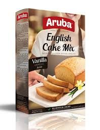 Vanilla English Cake Mix