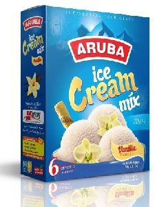 Vanilla Flavored Ice Cream Mix