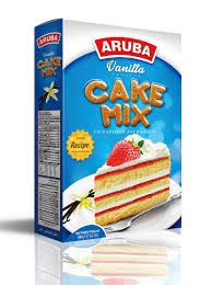Vanilla Sponge Cake Mix