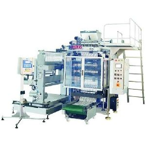 Automatic Multi Track Form Fill & Sealing Machine