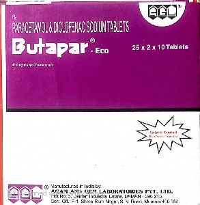 Butapar Tablets