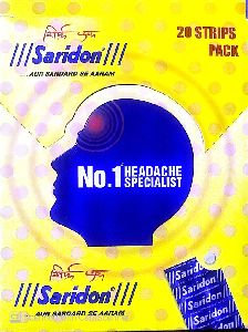Saridon Tablets