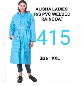 Alisha Ladies PVC Raincoat