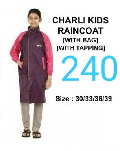 Charli Boys PVC Raincoat