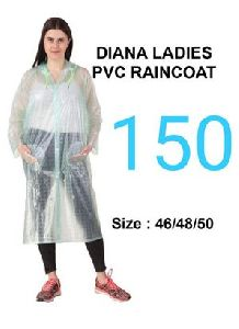 Diana Ladies PVC Raincoat