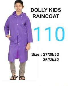 Dolly Girls PVC Raincoat