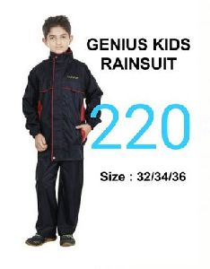 Genius Boys PVC Raincoat