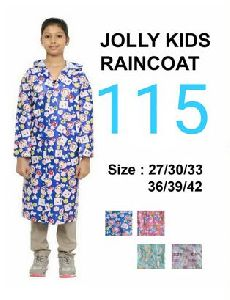 Jolly Girls PVC Raincoat