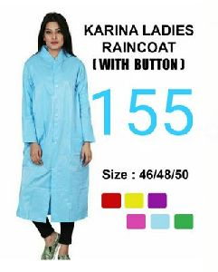 Karina Ladies PVC Raincoat
