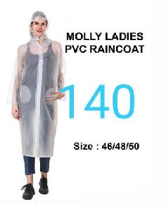 Molly Ladies PVC Raincoat