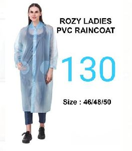 Rozy Ladies PVC Raincoat