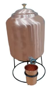 Copper Water Dispenser