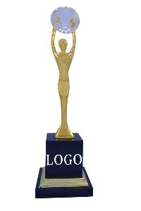 Diamond Globe Trophy
