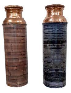 Meena Copper Bottle