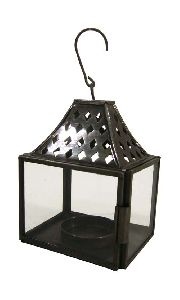 Powder Coated Lantern