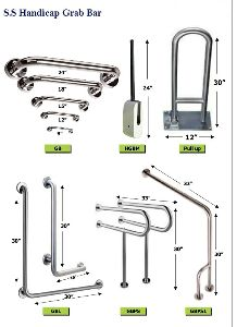 SS Handicap Grab Bar