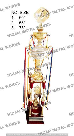 Big Metal Trophy