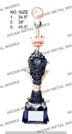 Black Metal Trophy