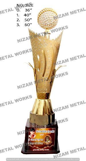 Metal Big Trophy